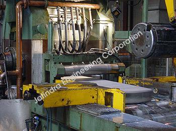 Aluminium Foil Mills