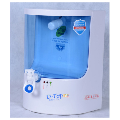D-Top RO System 10 LPH