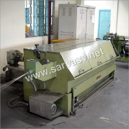 Wire Drawing And Annealing Machine