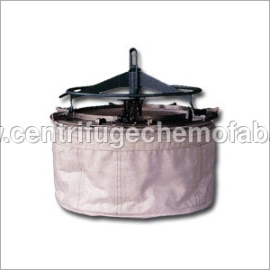Bag Lifting Centrifuge Basket top rim