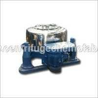Top Discharge Type Centrifuge
