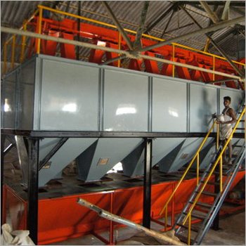Raw Material Batch Machine
