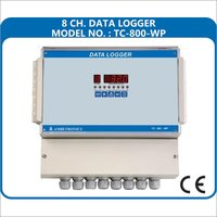 8 Channel Data Logger weatherproof