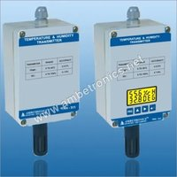 Temperature & RH Smart Transmitter Without LCD
