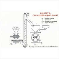 Poultry & Cattle Feed Mixing Plant