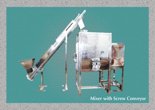 Automatic Mixer Blender