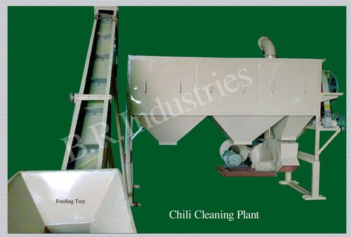 Chilli Cleaning Machine
