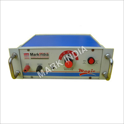 Electrolytic Metal Marking Machine