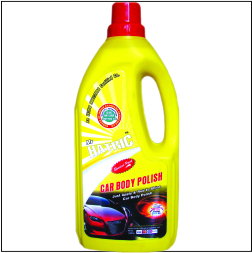 Car Body Polish Cream(1 ltr )
