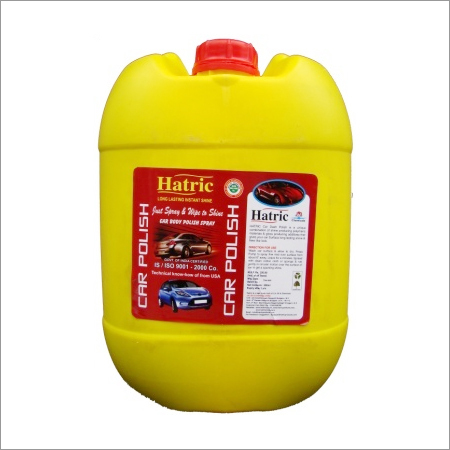 Car Body Polish Cream (25ltr)
