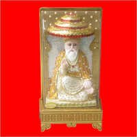 Indian Gold Plated God Figures
