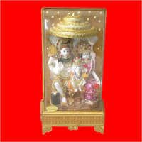 Shiv Gold Plated