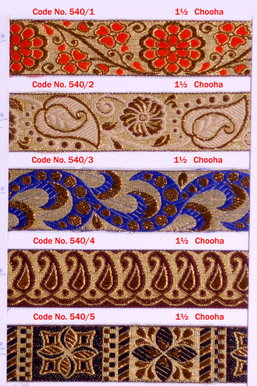 Anarkali Lace Manufacturer