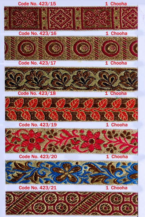 Anarkali Lace Exporter india