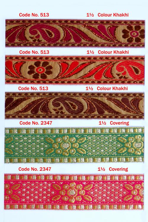 Anarkali Lace Trader india