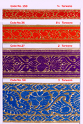 Jacquard Lace exporter india