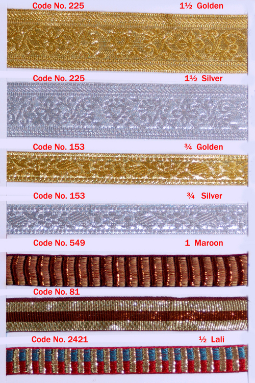 Jacquard Lace supplier india