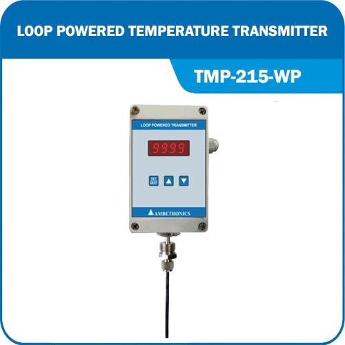 Loop Powered Temperature Transmitter