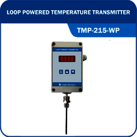 Loop Powered Temperature Transmitter