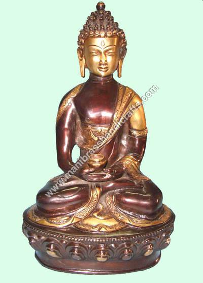 Bhumisparsha Mudra Buddha Statue