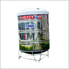 1000 Litter SS Water Storage Tank