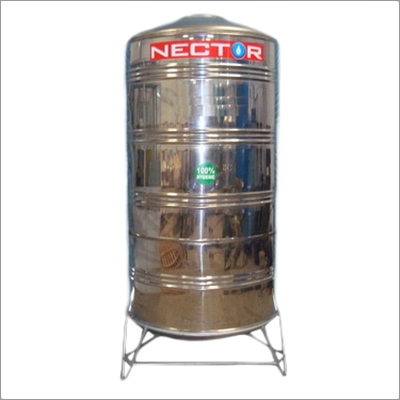 2500 Litter SS Water Storage Tank