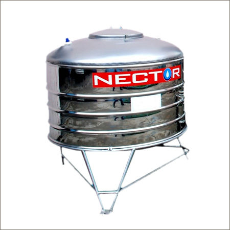 250 Litter Stainless Steel Water Storage Tank
