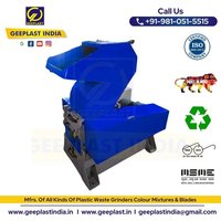 Industrial Plastic Waste Cutter