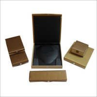 Golden Jewelry Boxes
