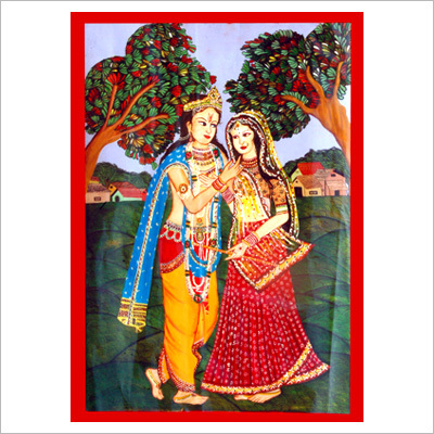 Lord Krishna Paintings - Lord Krishna Paintings Manufacturer