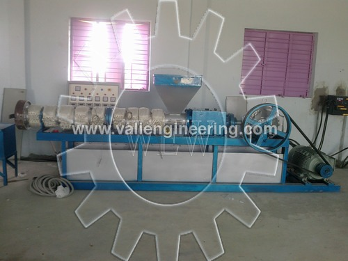 Plastic Recycling Granule Machine (Extruder)