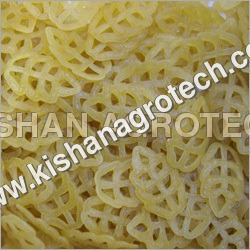 Pan Shape Pellet Papad