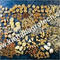 Extruded Snack Pellets