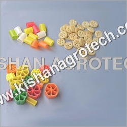 Wheel Shape Pellet Papad