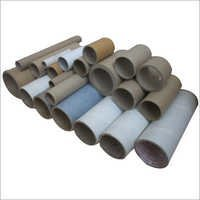 Spiral Paper Tubes Of Different Sizes
