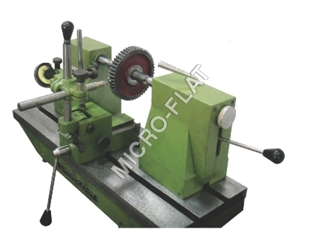 Gear PCD Runout Checking Attachment