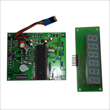Weighing Machine Circuit Set