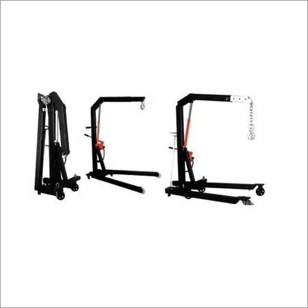 Portable Hydraulic Cranes