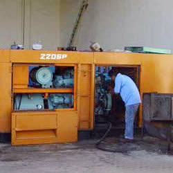 Generator Shifting Services