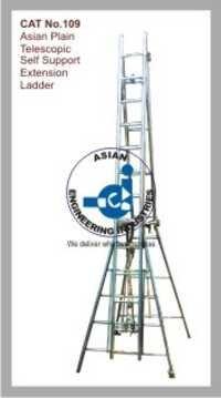Plain Telescopic Self Support Extension Ladder (Basic Model)