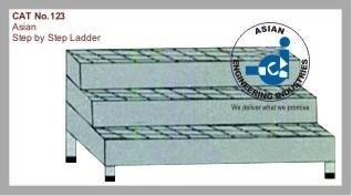 Step by Step Ladder