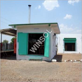 Heat Treatment Plant for Pallet