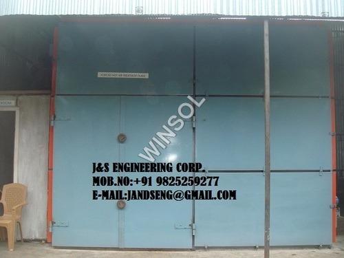 Timber Heat Treatment Plant