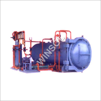 Timber Heat Treatment Plant