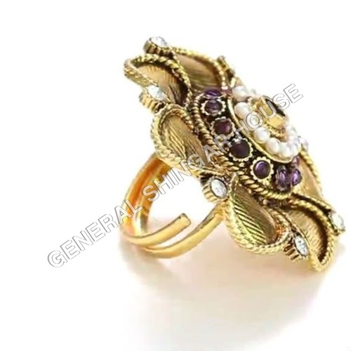 Designer Finger Ring
