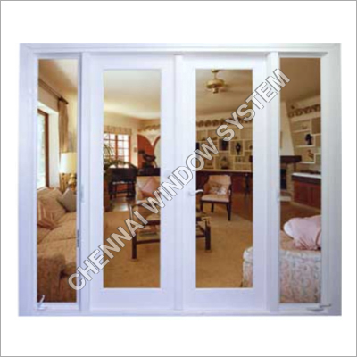 UPVC Combination Door