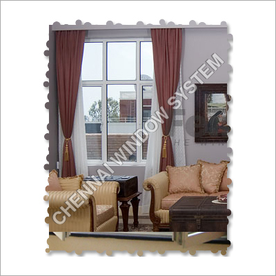 Combination UPVC Window