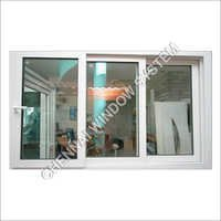 Residential UPVC Sliding Window