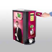 Smart Card Operating Tea Coffee Vending Machine