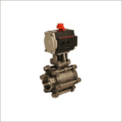 Pneumatic On-Off Valves